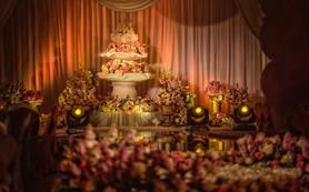 【亚诺婚礼】花漾●香槟金欧式风婚礼