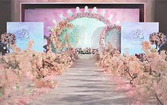 【全城新人推介现场色系搭配最美】-摩天轮主题婚礼