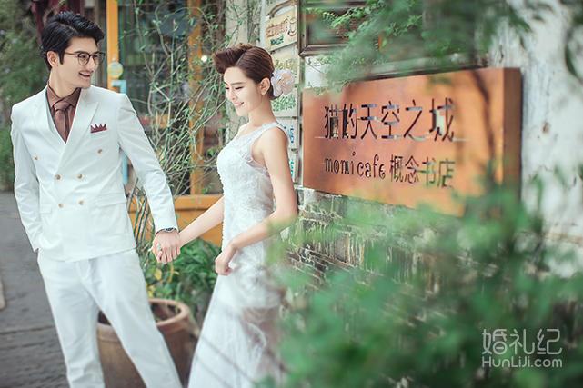 【香港卓美】最美江南 千年古镇 9处外景畅拍