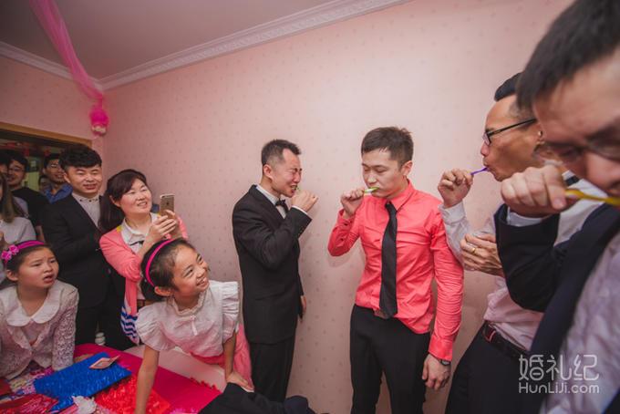 【壹堂影像】超值婚礼单机位拍摄套系