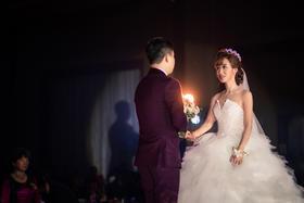 【唯美婚礼跟拍】世界上最美妙的事情:牵起你的手!