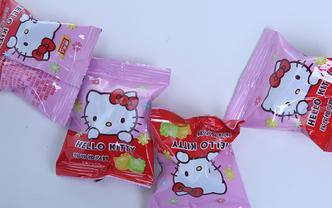咪咪橡皮糖(购喜糖,送糖盒,免费装盒)