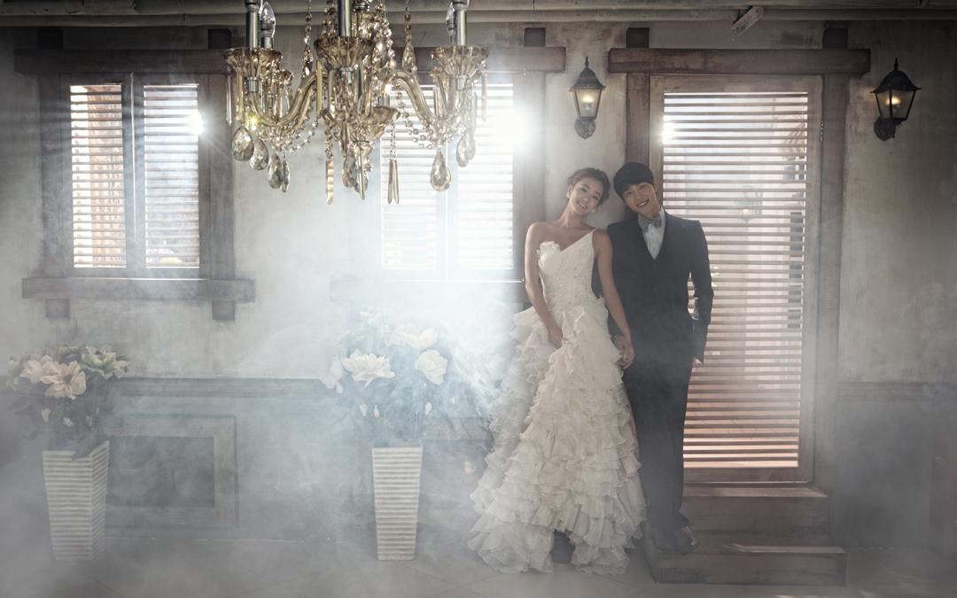 万像影视城婚纱摄影