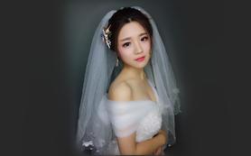 李锐造型嫁衣 新娘跟妆-资深跟妆师 花漾系列造型