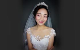 李锐造型新娘跟妆-森系小清新系列