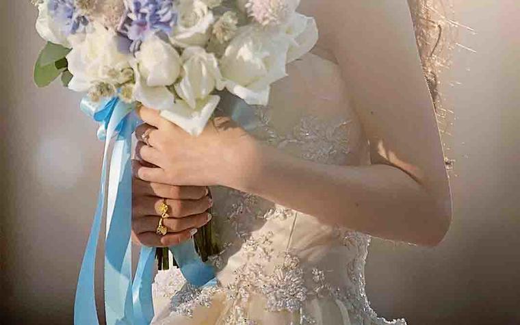 NSNBRIDAL唯美大气款婚纱