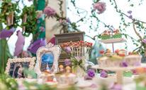 小清新、森林婚礼风格;资深策划师全程跟踪