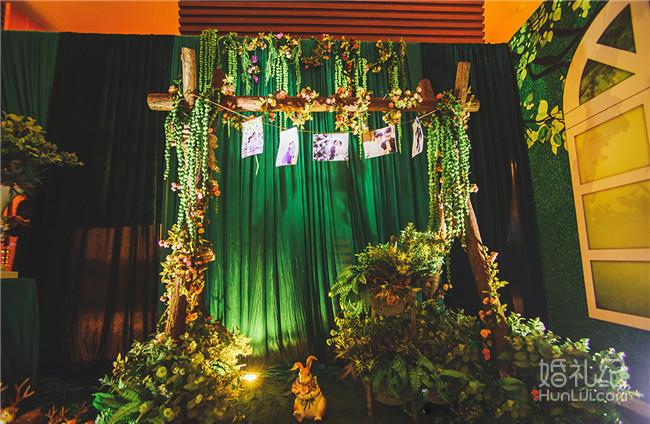 《日光森林》精致小森系婚礼