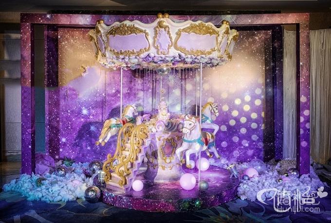 倩怡婚礼策划-《梦幻旋转木马》