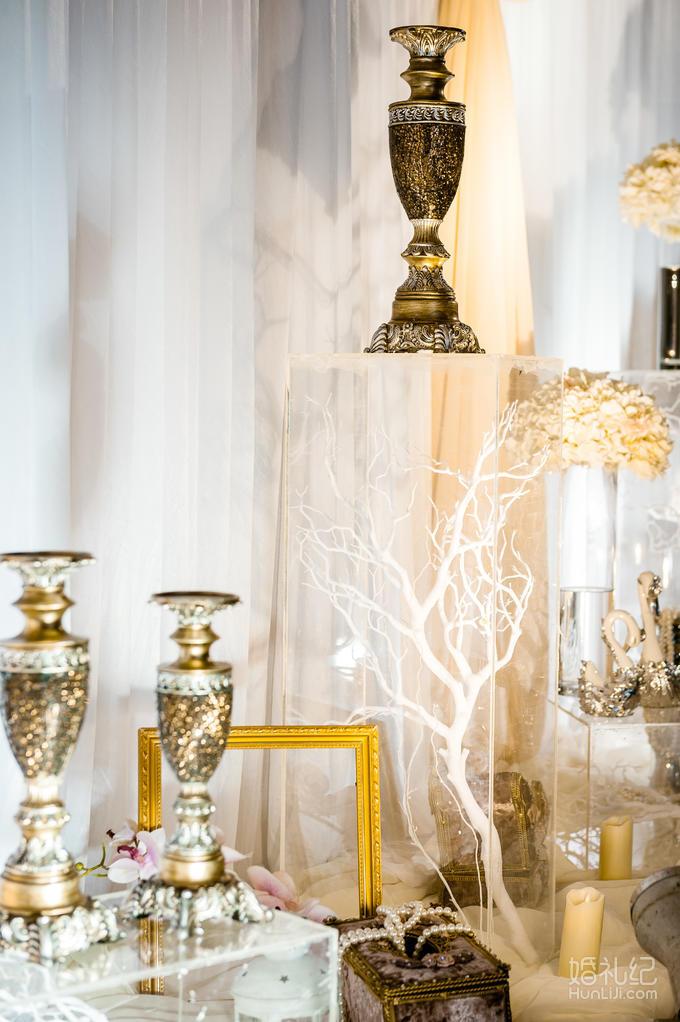 【好日子婚礼】紫金楼大酒店裸色香槟系一站式