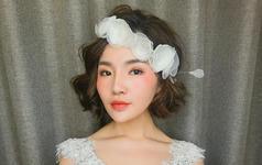 [资深档新娘推荐]完美3套妆容送妈妈妆