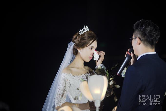 素叶婚礼摄影双机位---两总监