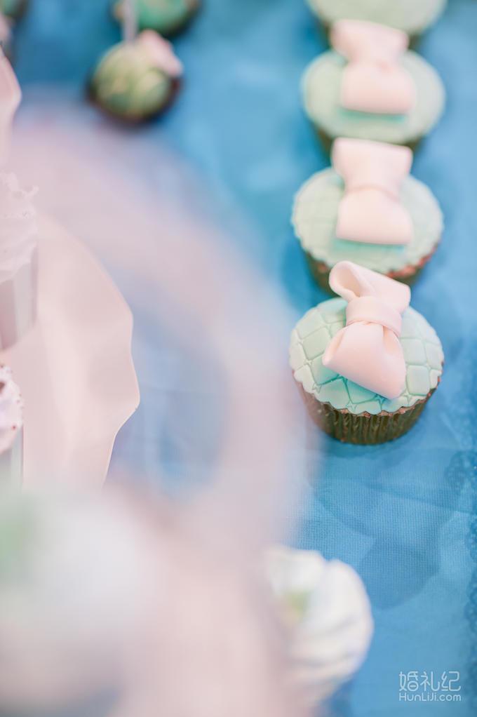 【好日子婚礼】苏宁索菲特淡蓝色系浪漫主题一站式