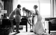 牧梵视觉 婚礼纪实摄影 总监单机位