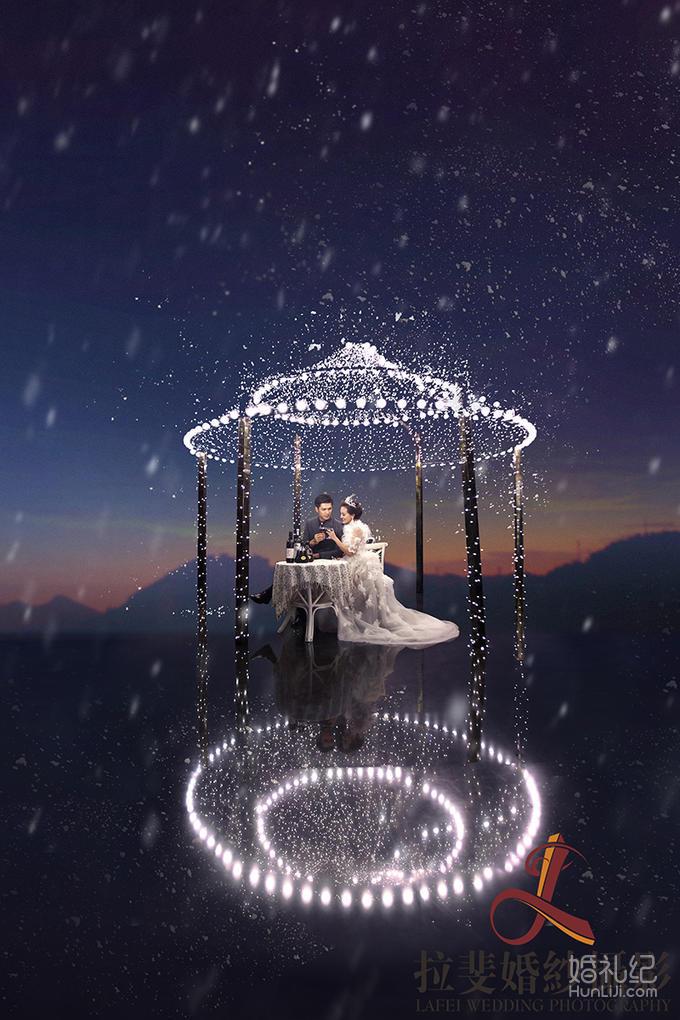 【帆拉斐】独家电影4D梦幻场景 特色双外景拍摄