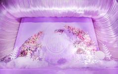 [爱暖暖婚礼]邂逅一场浪漫的粉色婚礼《芬芳袭人》