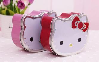 创意马口铁喜糖盒(购喜糖,送糖盒,免费装盒)