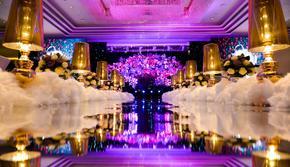 【团】2018年大热永恒的经典主题婚礼