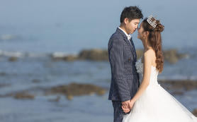 自由旅拍婚照3服3造3场景精修40