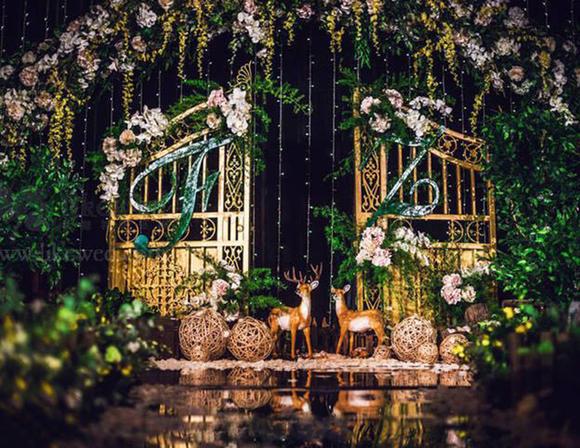 薇澜私人订制绿野仙踪童话婚礼