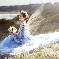【锐冰视觉】唯美韩式清新系列婚纱照
