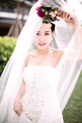 三亚唯美婚纱艺术照