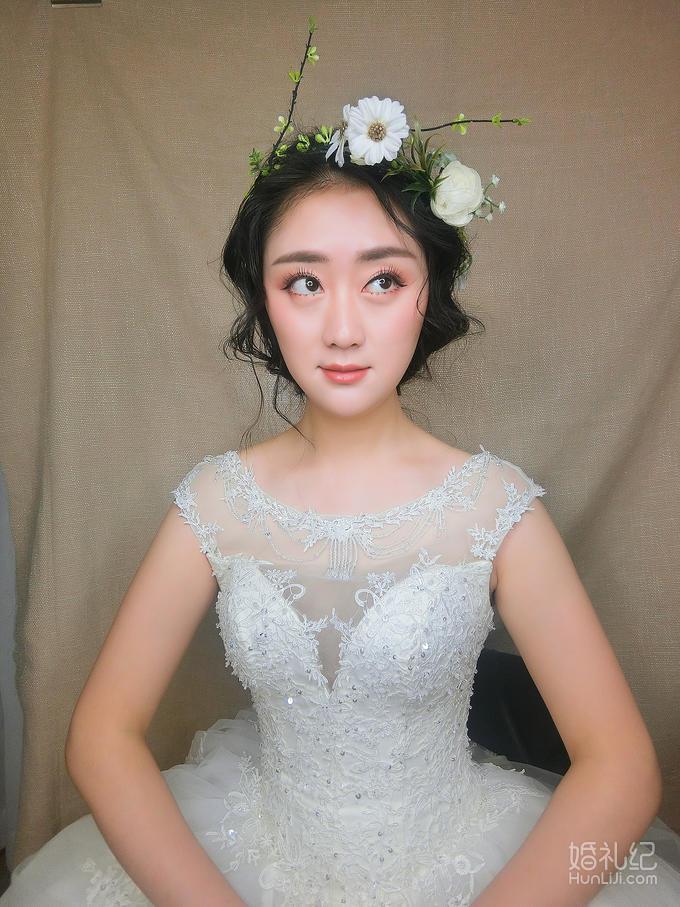 [完美首席档新娘推荐]主打完美3套妆容送妈妈妆