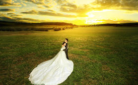 【AMOR】优雅套系15999  5套婚纱照