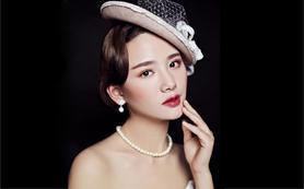 新娘跟妆B档-首席化妆师浪漫女神系