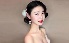 新娘跟妆-A档 总监化妆师定制系
