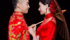 1W+拍的韩式婚纱照 新娘简直美炸天!