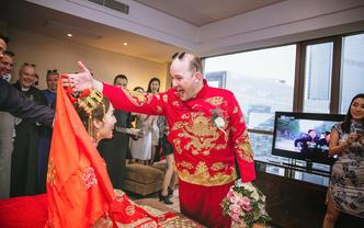 【超值三机位+快剪】 看看老外婚礼怎么拍