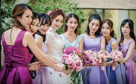 【iwedding】超仙气质款姐妹裙租赁