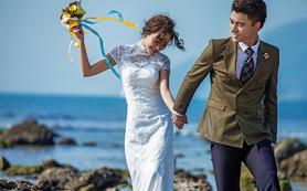 巴黎婚纱唯美奢华精致婚纱套系
