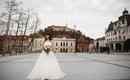 乐惟海外婚礼重庆店,斯洛文尼亚布莱德湖古堡婚礼