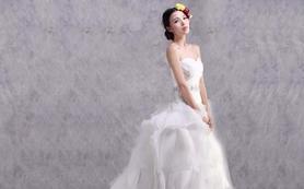 王薇薇(VERAWANG)同款仪式纱