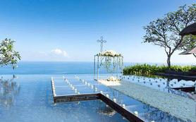 慕尚喜堂 巴厘岛 宝格丽水台婚礼