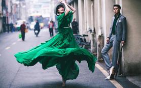 〖城市旅拍〗——『重庆城市旅拍』+『江景别墅区』