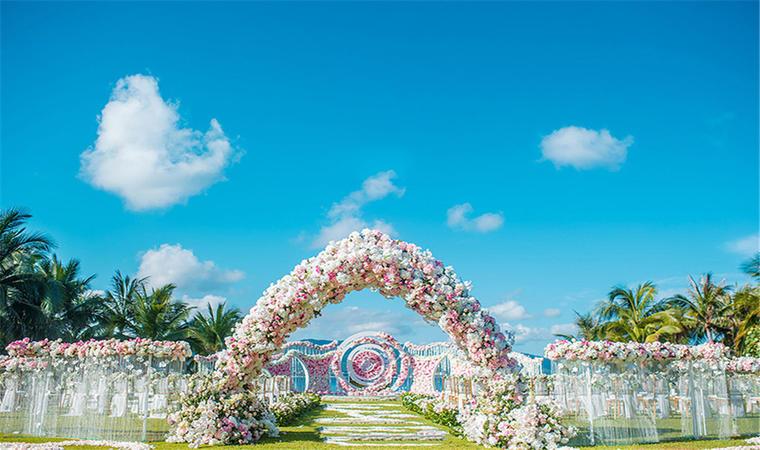 【婚礼印象】《目的地草坪婚礼》