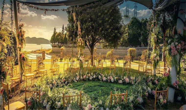 【婚礼印象】索菲特国际酒店《典雅的古堡》欧式婚礼