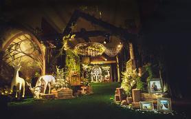 「念和婚礼」《梦境仙踪》 森系主题婚礼