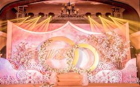 【婚礼印象】吉源国际酒店《粉色浪漫》