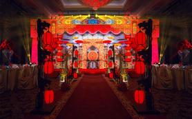 【瑞漫】赛象酒店《鸾凤和鸣》新中式婚礼