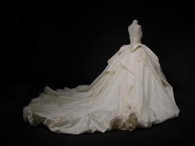 CustomQueen巴洛克 欧式婚纱