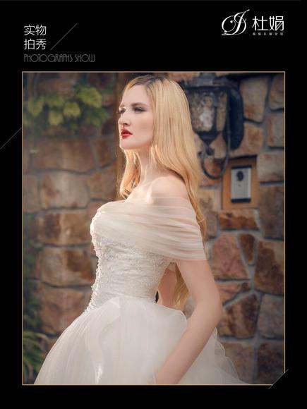 【欧式婚纱】愿你拥有的都是最初恋上的