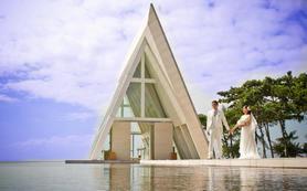 巴厘岛港丽无限教堂婚礼之二,乐惟海外婚礼重庆店