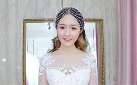 【一鹿】武汉三环内专业新娘早妆一次