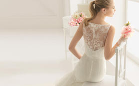 全球一线婚纱品牌ROSA CLARA租赁