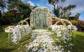 慕尚喜堂  巴厘岛 宝格丽别墅婚礼 尊贵定制版