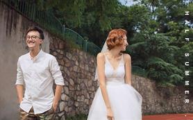 【锐冰视觉】青春校园清新系列婚纱照+总监级摄影师